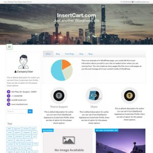 Profile WP Theme