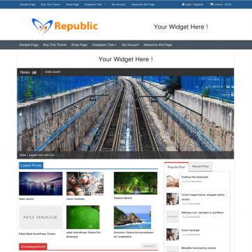 Republic Pro - All in One