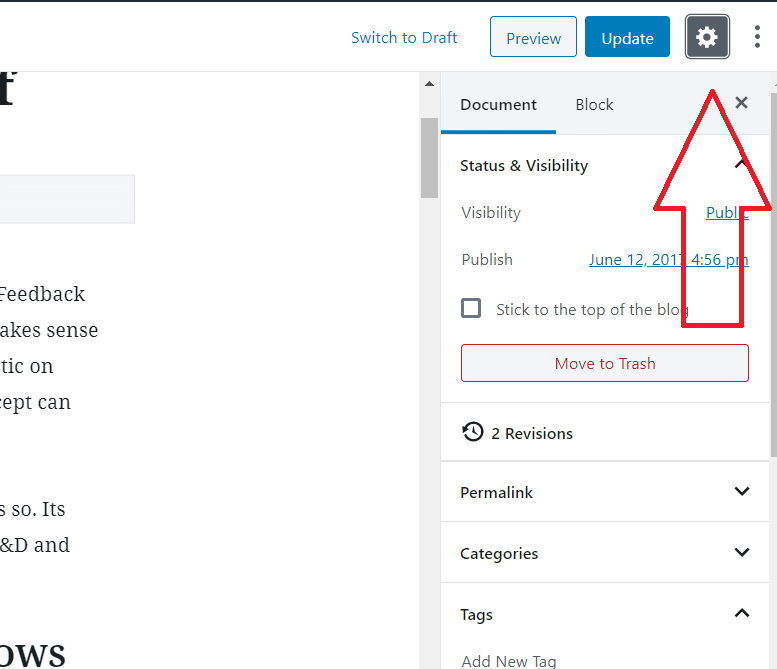 disable comment on wordpress
